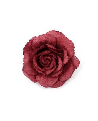 Цветок-брошь д.8 см арт. ЦБ-26-1-30343
