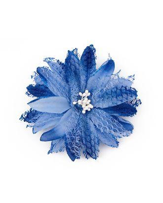 Цветок-брошь д.10,5 см арт. ЦБ-31-1-30371