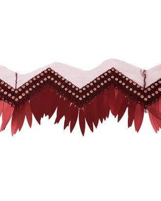 Тесьма декоративная ш.9 см арт. ТДР-6-10-33168.010