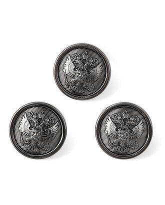 Пуговицы 36L (металл) арт. ПУМ-373-5-15876.002
