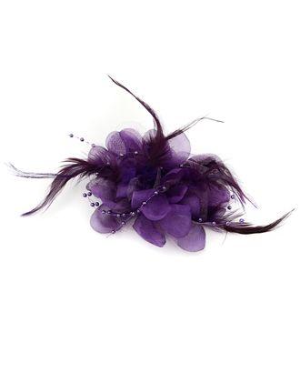Цветок-брошь д.10 см арт. ЦБ-41-1-30356