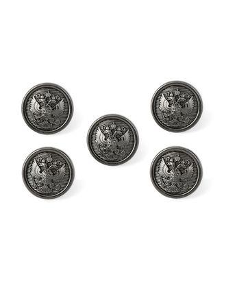 Пуговицы 24L (металл) арт. ПУМ-375-2-15874.002
