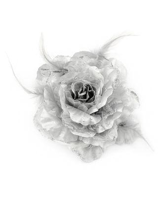 Цветок-брошь д.14 см арт. ЦБ-42-1-30346
