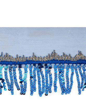 Бахрома пайетка ш.8 см арт. БДП-2-9-33176.010