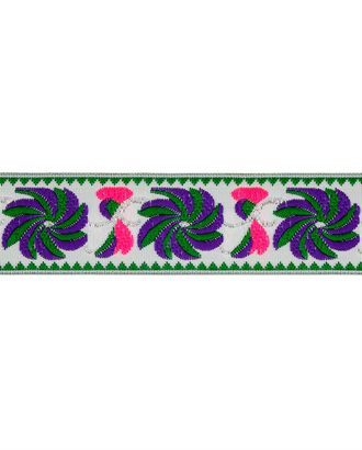 Тесьма жаккард ш.3,3 см арт. ТЖО-24-1-30917.006