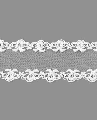 Кружево на сетке ш.6 см арт. СЕТ-58-1-35189.001