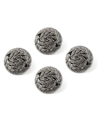 Пуговицы 34L (под металл) арт. ПУМ-237-3-13482.003