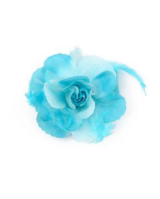 Цветок-брошь д.9,5 см арт. ЦБ-47-1-30370