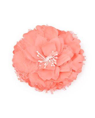 Цветок-брошь д.11,5 см арт. ЦБ-44-1-30347
