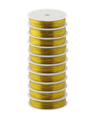 Проволока для плетения д.0,4 мм арт. ТПР-44-1-33734.001