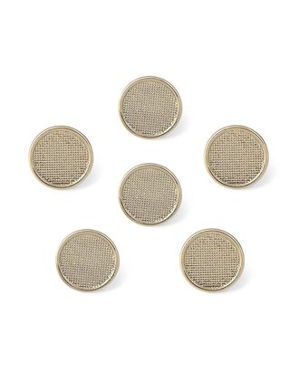 Пуговицы 18L (металл) арт. ПМ-344-1-35099.001