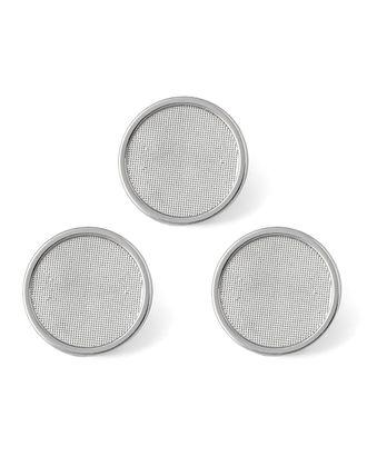 Пуговицы 36L (металл) арт. ПМ-346-4-35103.004