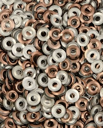 Стразы термо металл д.0,8 см арт. СТМ-23-4-30449.004