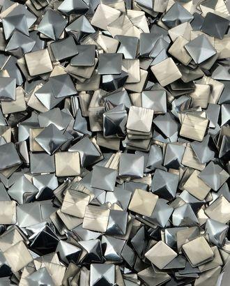 Стразы термо металл р.0,7х0,7 см арт. СТМ-28-1-30483.001