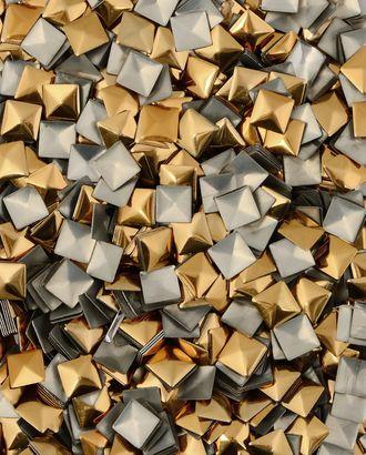 Стразы термо металл р.0,7х0,7 см арт. СТМ-28-4-30483.004