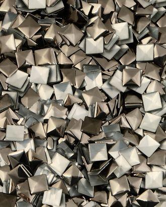 Стразы термо металл р.0,7х0,7 см арт. СТМ-28-2-30483.002