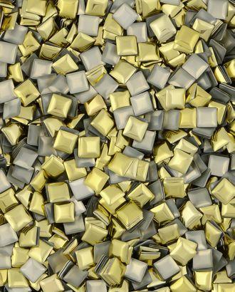 Стразы термо металл р.0,5х0,5 см арт. СТМ-41-1-30481.004