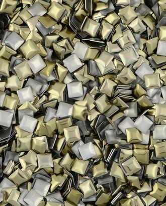 Стразы термо металл р.0,5х0,5 см арт. СТМ-41-2-30481.003