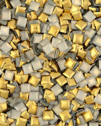 Стразы термо металл р.0,5х0,5 см арт. СТМ-41-5-30481.002