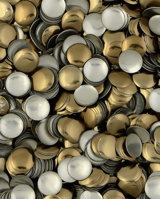 Стразы термо металл д.0,8 см арт. СТМ-53-7-30454.001