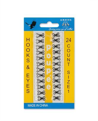 Крючки бельевые на карте № 1 арт. КО-89-1-31344.001