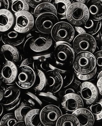 Часть кнопки Альфа д.13,5мм (металл) арт. КУА-40-1-35320