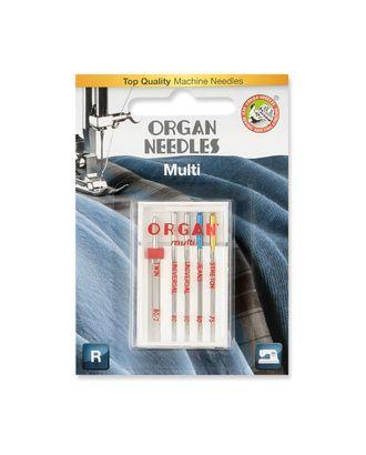 Иглы ORGAN Multi (универсальные) арт. ИБО-3-1-34029