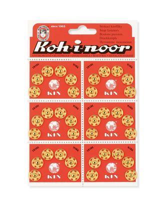 Кнопки KOH-I-NOOR №4 (д.11,5мм) арт. КНП-55-1-31402