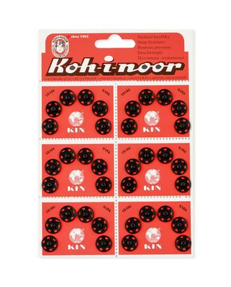 Кнопки KOH-I-NOOR №4 (д.11,5мм) арт. КНП-54-1-31404