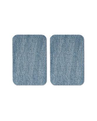 Заплатки джинс р.4,9х7,6 см арт. АТЗ-27-1-34183.001