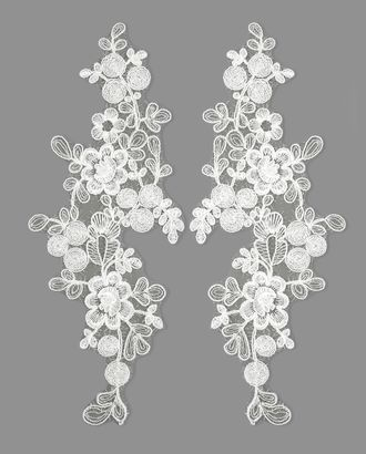 Декоративный элемент р.12,5х32 см арт. ДЭТ-122-1-34678