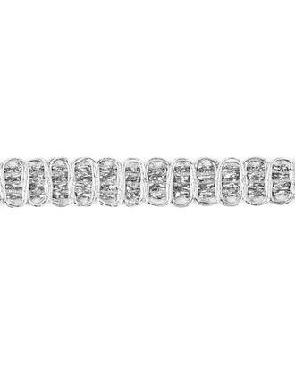 Тесьма декоративная ш.1,2 см арт. ТМ-338-2-31465.001