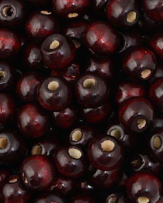 Бусы дерево р.1,1х1,2 см арт. БДЕ-48-3-30420.001