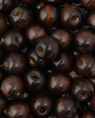 Бусы дерево р.1,5х1,6 см арт. БДЕ-70-3-32621.001