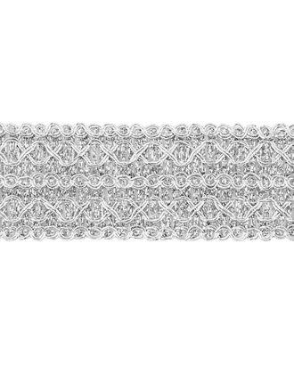 Тесьма декоративная ш.3,5 см арт. ТМ-343-2-31458.001