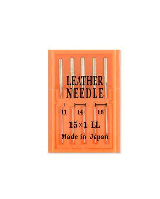 Иглы ассорти для кожи №75,90,100 арт. ИМБ-43-1-2581.001