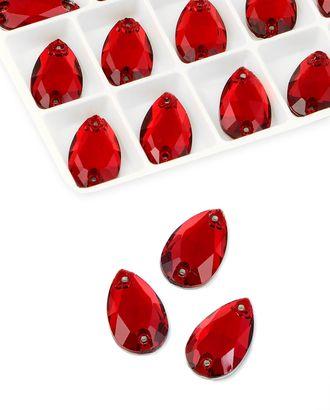 Стразы пришивные стекло р.1,05x1,8 см арт. ПСС-18-4-31517.004
