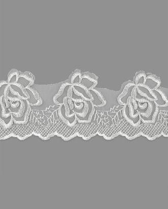 Кружево декоративное ш.8 см арт. КРО-103-2-17689.001