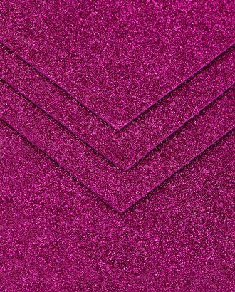 Глиттерный фоамиран в листах арт. ТФМ-17-3-30375.003