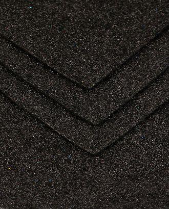 Глиттерный фоамиран в листах арт. ТФМ-17-1-30375.001