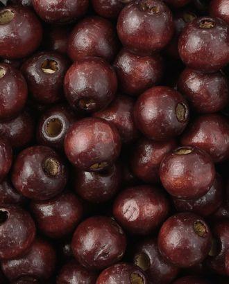 Бусы дерево р.1,1х1,2 см арт. БДЕ-48-7-30420.005