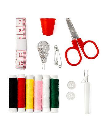 Набор для шитья в футляре арт. ИШК-104-1-34414