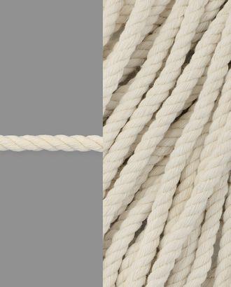 Веревка х/б крученая д.0,4 см арт. ШБ-61-1-5531