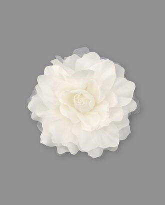 Цветок-брошь д.13 см арт. ЦБ-49-1-32795.001