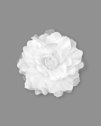 Цветок-брошь д.13 см арт. ЦБ-49-2-32795.002