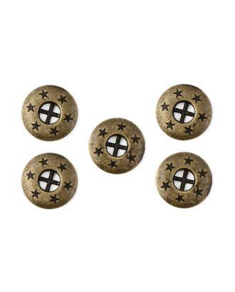 Пуговицы 22L (металл) арт. ПМ-224-1-31607
