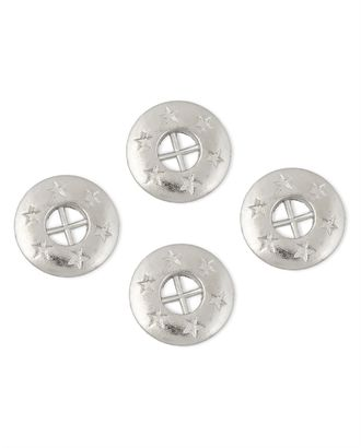Пуговицы 26L (металл) арт. ПМ-222-1-31608