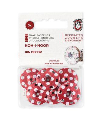 Кнопки KOH-I-HOOR №8 (д.21мм) арт. КНП-61-1-31604