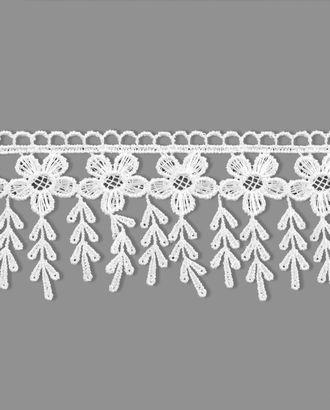 Кружево плетеное ш.6,5 см арт. КП-320-4-36826.001