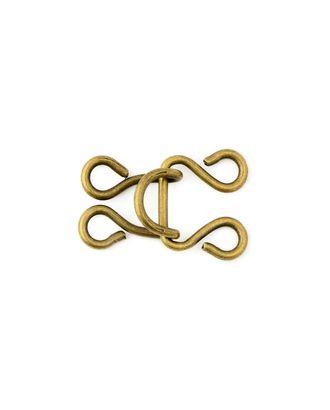 Крючок одежный р.1,4х2 см арт. КО-118-1-34521